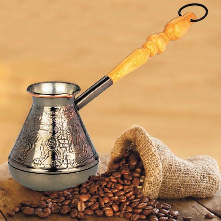 купить турку в краснодаре для кофе медную